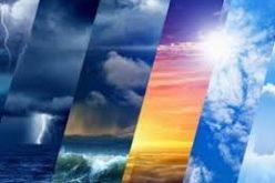 17-18 ივნისს საქართველოში დროგამოშვებით წვიმა, ზოგან ძლიერი სეტყვა და ქარია მოსალოდნელი