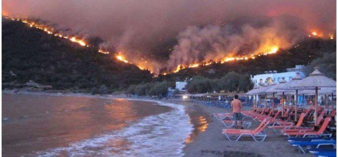 ბოლო ოფიციალური მონაცემებით, საბერძნეთში ძლიერი ხანძრის შედეგად 81 ადამიანი დაიღუპა