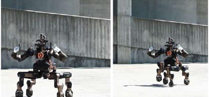 იტალიელმა მეცნიერებმა ახალი რობოტი კენტავრი შექმნეს
