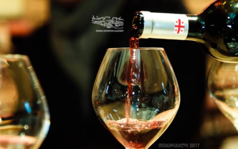 ქართული ღვინის ექსპორტი 21%-ით გაიზარდა