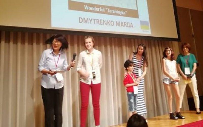 """7 წლის გეგა სოფრომაძემ """"ტოიოტას"""" გლობალურ კონკურსში გაიმარჯვა"""