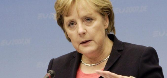 """""""ჩვენ ვფიქრობთ, რომ საქართველოსა და გერმანიას სხვადასხვა სფეროებში შეგვიძლია თანამშრომლობა""""-ანგელა მერკელი"""