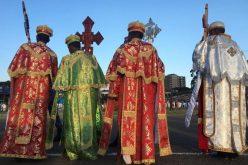 ეთიოპიაში ყოველწლიური დღესასწაული მესკელი მიმდინაორებს, რომელსაც ეთიოპიისა და ერიტრეის ქრისტიანული ეკლესიები ზეიმობენ