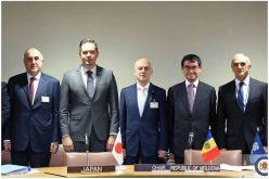 იაპონია დაინტერესებულია განავითაროს თანამშრომლობა სუამის ქვეყნებთან