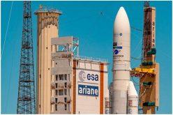 """აზერბაიჯანული ტელესაკომუნიკაციო თანამგზავრი """"Azerspace-2"""" კოსმოსში კოსმოდრომ კურუდან გაფრინდა."""