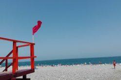 შავი ზღვის სანაპიროზე, დაბა ურეკში მაშველებმა პოლონეთის ორი მოქალაქე გადაარჩინეს.