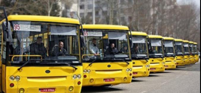 200-მდე ყვითელმა მიკროავტობუსმა და 100-მდე ავტობუსმა ტექდათვალიერება ვერ გაიარა, რის გამოც ისინი გაჩერებული ჰყავთ