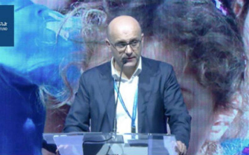 ივანე მაჭავარიანი სიტყვით გამოვიდა სამიტზე, რომელიც მსოფლიო ბანკის ახალ, გლობალურ ინიციატივას უკავშირდება