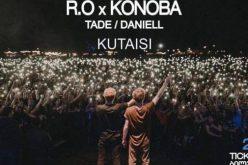 20 ოქტომბერს, ქუთაისს Konoba x R.O დუო ეწვევა.