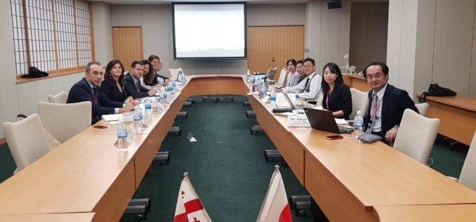 ტოკიოში, საქართველოსა და იაპონიას შორის ინვესტიციების სფეროში თანამშრომლობის შესახებ შეთანხმების გაფორმების მიზნით მოლაპარაკებების მე-5 რაუნდი გაიმართა.
