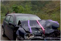 ბათუმი-ქობულეთის დამაკავშირებელ გზაზე, ჩაქვის გვირაბთან ავარია მოხდა.