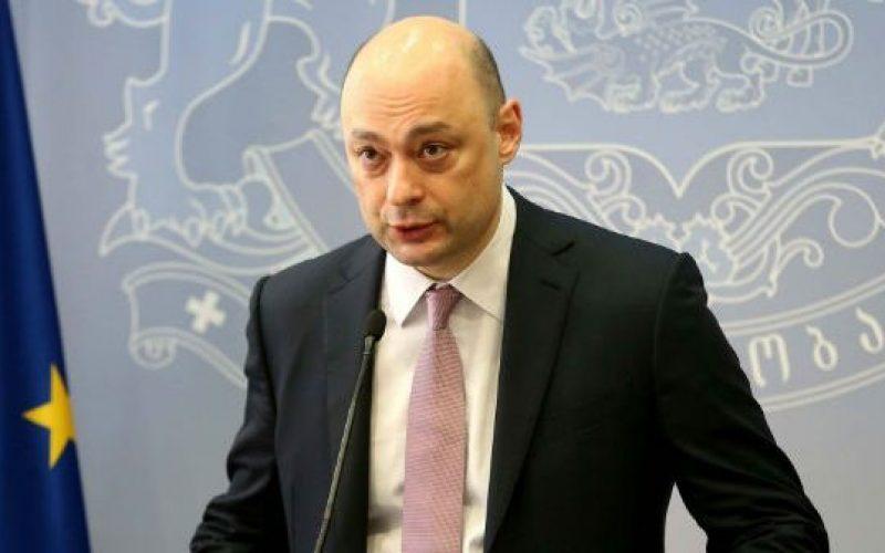 საქართველოს ეკონომიკისა და მდგრადი განვითარების მინისტრი დღეს ახალციხეში ადგილობრივ მცირე მეწარმეებს შეხვდაP