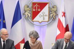 საქართველოსა და საფრანგეთის განვითარების სააგენტოს შორის,შეთანხმება გაფორმდა
