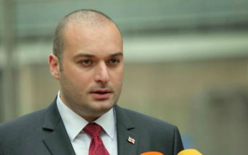 პრემიერი: სამშვიდობო ინიციატივების დანერგვისთვის საერთაშორისო თანამეგობრობის მხარდაჭერა აუცილებელად გვჭირდება
