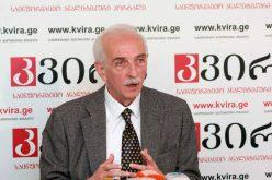 გია ჟორჟოლიანი: გრიგოლ ვაშაძის გამარჯვების შემთხვევაში არ იქნება დემოკრატიული გარემო