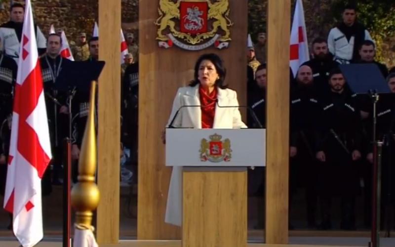 სალომე ზურაბიშვილი: ძალიან მნიშვნელოვანია, რომ მე, ემიგრაციაში დაბადებული, გავხდი საქართველოს პრეზიდენტი