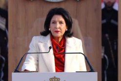 სალომე ზურაბიშვილი – ვიღებ პასუხისმგებლობას, ვიყო საქართველოს ყველა მოქალაქის პრეზიდენტი