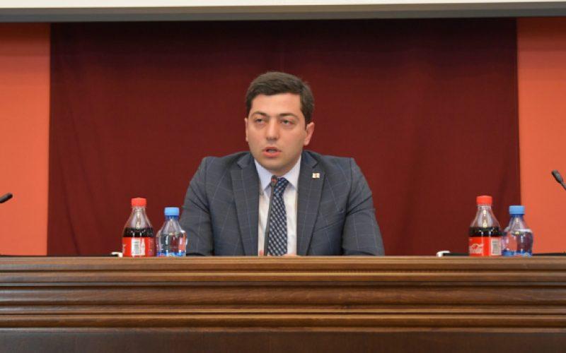 ზაზა გაბუნია: ხელისუფლებამ ყველაფერი გააკეთა რუსეთის მიერ ჩვენი მოქალაქეების დარღვეული უფლებების აღსადგენად