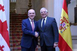 ფონტელიესი: ესპანეთი მხარს უჭერს საქართველოს მისწრაფებას გახდეს ევროკავშირსა და ნატო-ს სრულფასოვანი წევრი