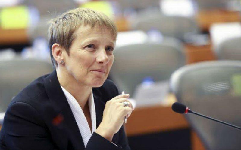 კლერ მუდი: ეჭვი არ მეპარება, რომ სალომე ზურაბიშვილის დღის წესრიგში ევროკავშირსა და ნატო-ში გაწევრიანება პრიორიტეტულია