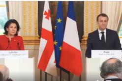 """""""ის, რომ საქართველოს განსაკუთრებული პატივისცემა აქვს ევროკავშირის ქვეყნებიდან, ამის დასტური ასოცირების ხელშეკრულებაზე ხელმოწერაა"""""""