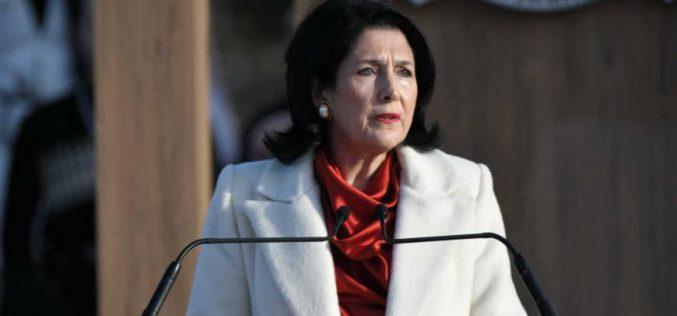 საქართველოს პრეზიდენტის ადმინისტრაციაში არასამთავრობო ორგანიზაციებთან შეხვედრა დასრულდა