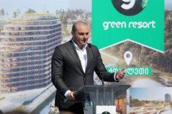 მამუკა ბახტაძე: ქობულეთში ვიწყებთ ნახევარმილიარდიანი პროექტის რეალიზაციას, რაც ყველაზე მასშტაბური ინვესტიციაა