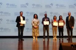 მასწავლებლის გლობალური ჯილდოს ფინალისტი, ლადო აფხაზავა, ვარკის ფონდის ელჩი გახდა