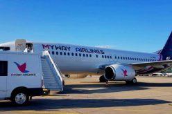 ქართული ავიაკომპანია Myway Airlines-ი თბილისსა და ჟუკოვსკის აეროპორტებს შორის რეგულარულ რეისებს გაახორციელებს.