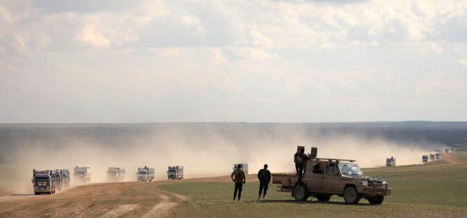 აშშ-ის მხარდაჭერით მოქმედი ძალები სირიაში ექსტრემისტების ბოლო ციტადელს უტევენ