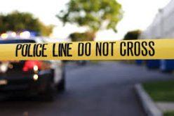 """თბილისში, """"თიბისი ბანკის"""" ცენტრალურ ოფისთან დაპირისპირებისას სამი პირი დააკავეს."""