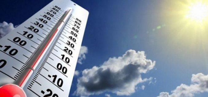 უახლოესი დღეების განმავლობაში, საქართველოს მასშტაბით, ჰაერის ტემპერატურის მატებაა მოსალოდნელი.