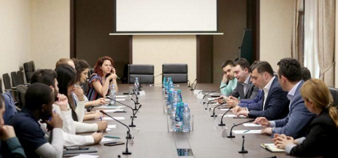 """""""ქართული ოცნების"""" ახალგაზრდული ორგანიზაცია IUSY-სა და შავი ზღვის კომიტეტის ერთობლივ კონფერენციას მასპინძლობს"""