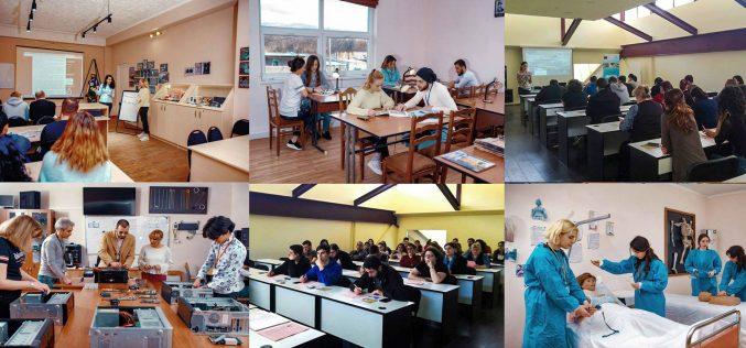 პროფესიული გადამზადების კურსებზე სწავლა 1426-მა ბენეფიციარმა დაიწყო