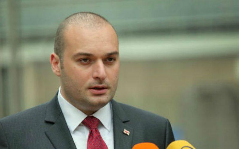 პრემიერი: ვასრულებთ კონფლიქტის მშვიდობიანი მოგვარების პოლიტიკას და მადლობას ვუხდით საერთაშორისო საზოგადოებას გვერდში დგომისთვის