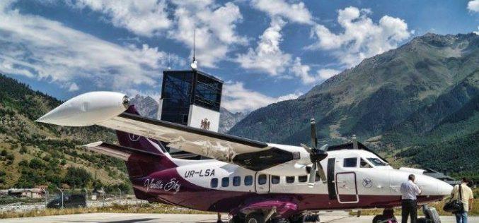 მესტიის აეროპორტი 2019 წლის მარტში 421 მგზავრს მოემსახურა.