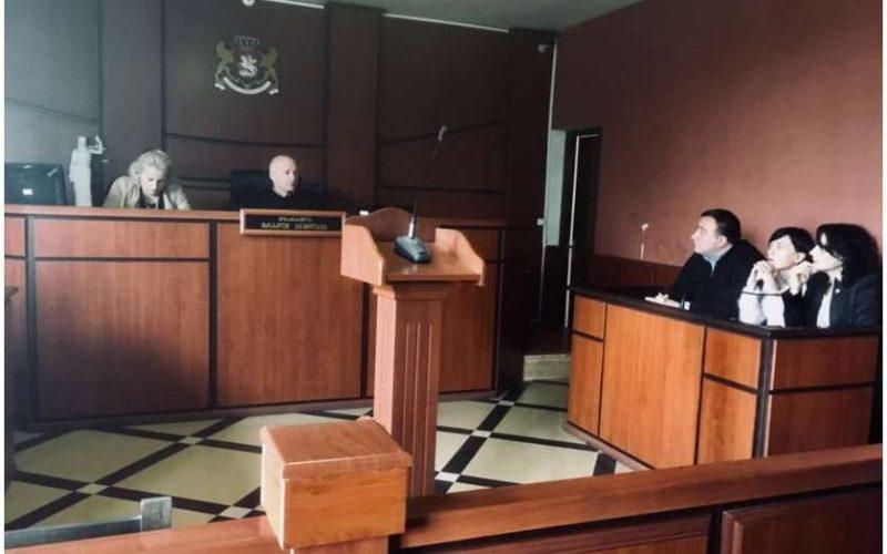 სასამართლომ გიორგი პატარაიასა და ანა წითლიძეს გირაო შეუფარდა