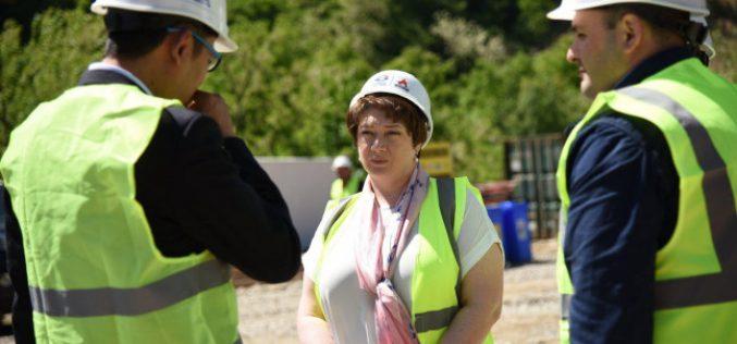 რიკოთის საუღელტეხილო გზის მშენებლობა დაიწყო – პროექტის დასრულება 2022 წელსაა დაგეგმილი