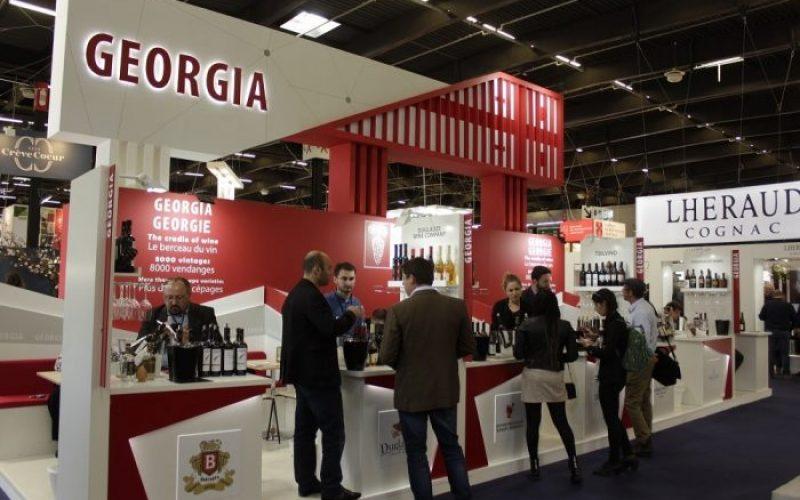 ქართული ღვინის კომპანიები VinExpo Bordeaux-ში მონაწილეობენ