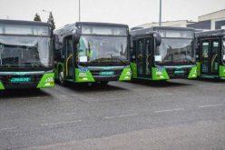 ახალი, მწვანე MAN-ის მარკის ავტრობუსები დღეიდან N71 მარშრუტზე გავიდნენ.