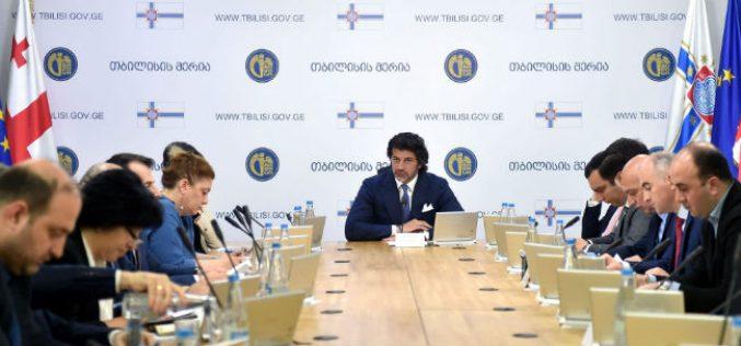 31 მაისს, თბილისის მერია რიგით მე-11 ადგილობრივი ეკონომიკური განვითარების საერთაშორისო ფორუმს გამართავს.