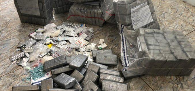 55 მლნ ლარის ნარკოტიკი განადგურდა – შსს განცხადებას ავრცელებს