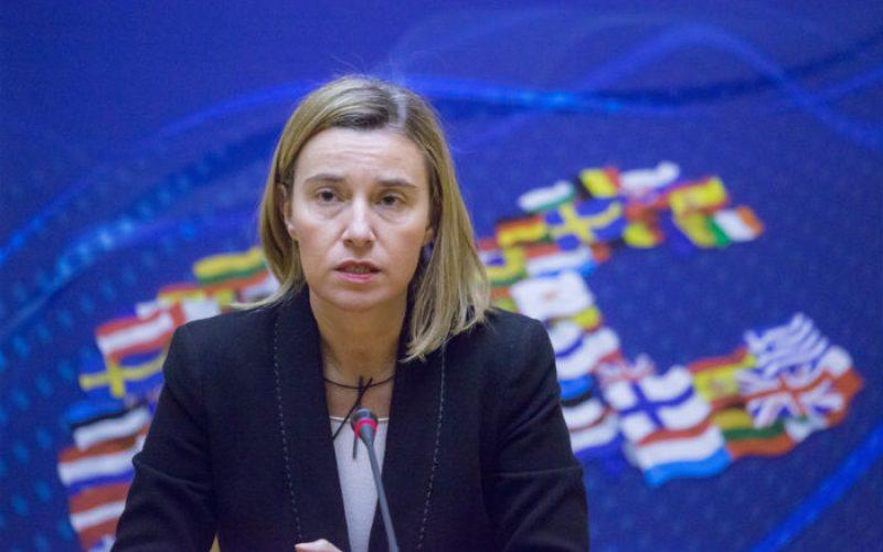 """""""ევროკავშირი არ აღიარებს იმ კონსტიტუციურ და საკანონმდებლო ჩარჩოს, რომლის ფარგლებშიც ოკუპირებული ცხინვალის რეგიონში ე.წ. არჩევნები უნდა ჩატარდეს"""""""