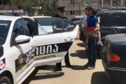 პოლიციამ, 4-საათიანი ძებნის შემდეგ, ზაჰესის დასახლებაში 3 წლის ბავშვი იპოვა.