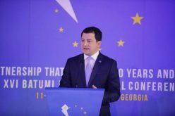 არჩილ თალაკვაძე: საქართველოს, უსაფრთხოებისა და მდგრადობის უზრუნველყოფის მიზნით, ევროკავშირის მხარდაჭერა სჭირდება