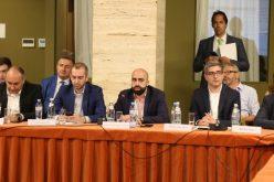 ირაკლი ურუშაძემ  საქართველო-იტალიის ბიზნესფორუმის ფარგლებში გამართულ შეხვედრაზე  კომპანიის საქმიანობაზე, მიმდინარე და დაგეგმილ პროექტებზე ისაუბრა
