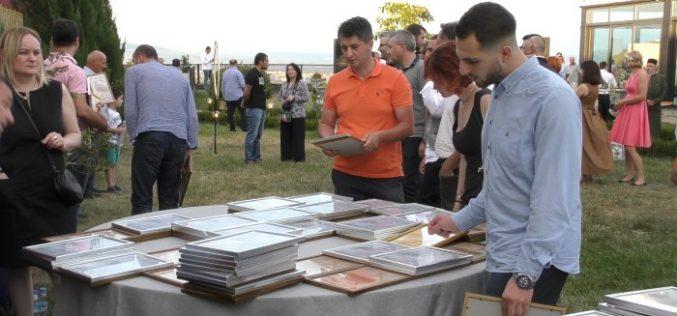 თბილისში ღვინის მესამე საერთაშორისო კონკურსის დაჯილდოების ცერემონია გაიმართა