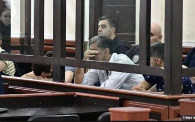 ირაკლი ოქრუაშვილი პატიმრობაში რჩება