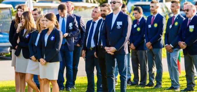 ვილნიუსში გოლფში ევროპის ჩემპიონატის მე-2 დივიზიონი 30 ივლისს ოფიციალურად გაიხსნა.