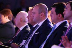 მამუკა ბახტაძემ ბათუმის XVI საერთაშორისო კონფერენციაზე სიტყვით გამოვიდა